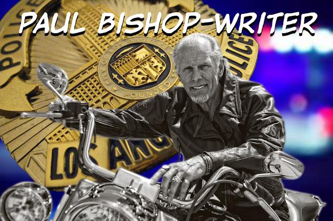 PAUL BISHOP ~ WRITER